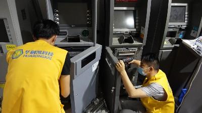 ATM维修主机机芯怎么维修你知道吗