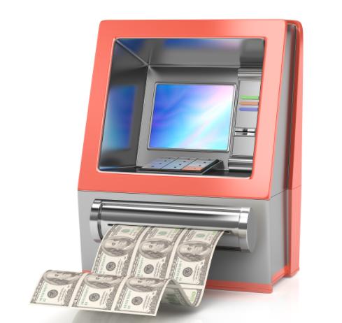 ATM机维修