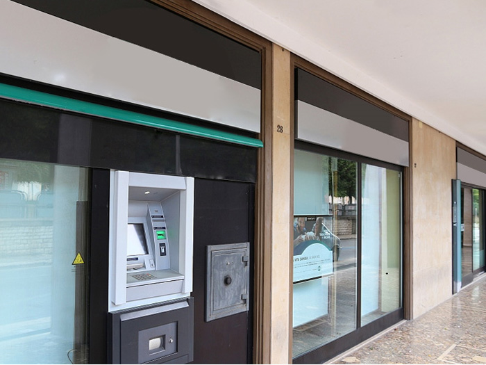 建设银行与华融凯智慧银行终端设备合作案例